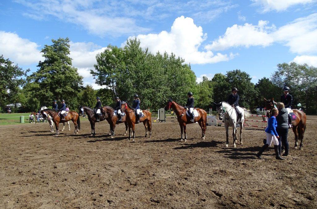 Sieger 3. HS-Challenge am 25.+26. August auf Hof Kirchhorst