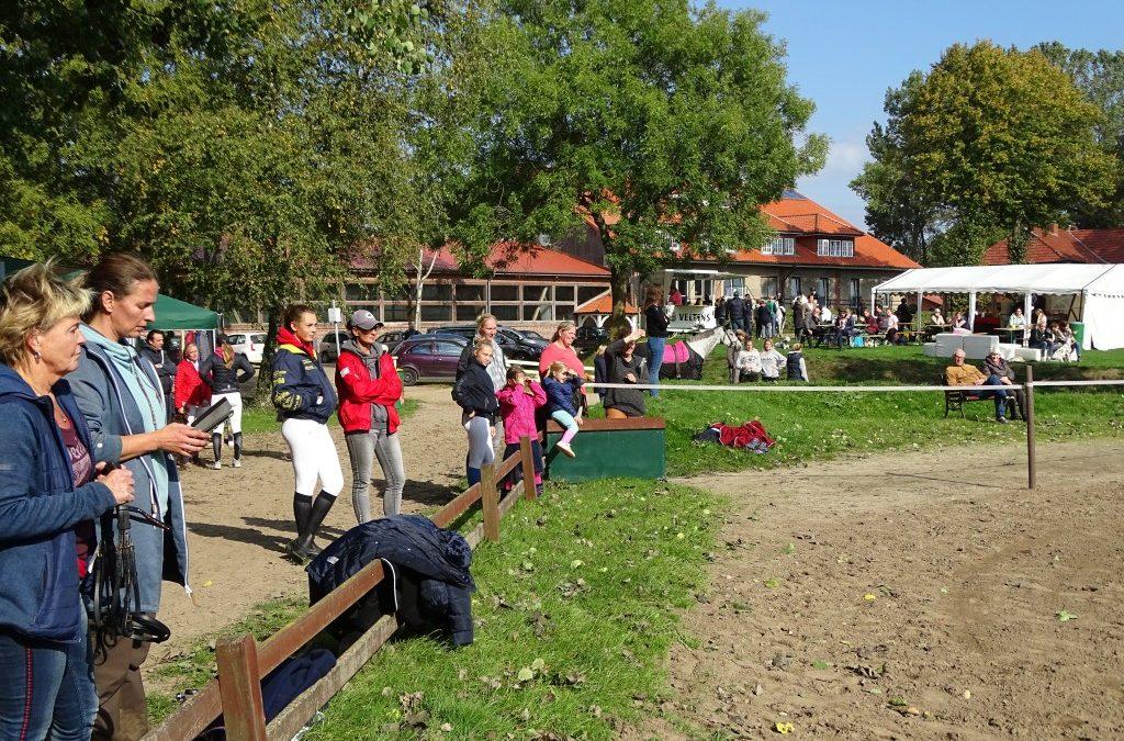 Bemerkungen zur 1. Qualifikation Holsteiner Schaufenster Jugendförderung bei der HS-Challenge am 11.-12.05.2019 in Kirchhorst