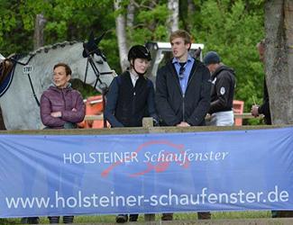 Die grüne Saison Holsteiner Schaufenster 2019 startet bei der HS-Challenge in Kirchhorst am 11. + 12. Mai 2019