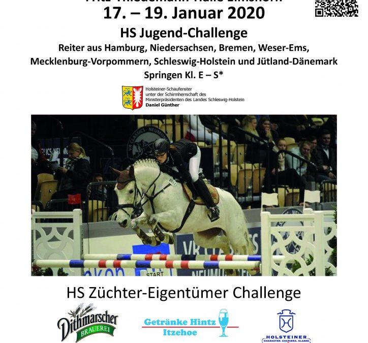 Ein Turnier insbesondere für Jugend und Züchter – Nord-Cup Elmshorn 2020